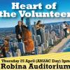 Heart of the Volunteer